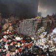 خسارت ۳ میلیارد تومانی آتشسوزی در انبار نگهداری مواد غذایی