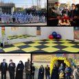 سالن ورزشی شهید هاشمزاده افتتاح شد