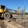 بیشاز ۳۱ هزار مترمربع از زمینهای ملی رفع تصرف شد