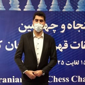 خمام - پوررمضانعلی مربی تیم ملی شطرنج بانوان شد