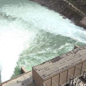 خمام - آغاز آبگذاری کانالهای کشاورزی از ۹ اردیبهشت
