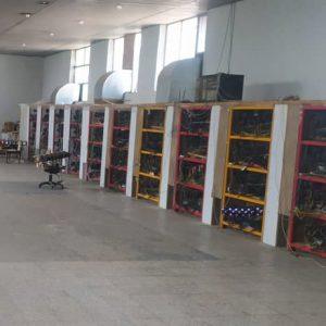 خمام - ۳۰۰ دستگاه استخراج ارز دیجیتال کشف شد