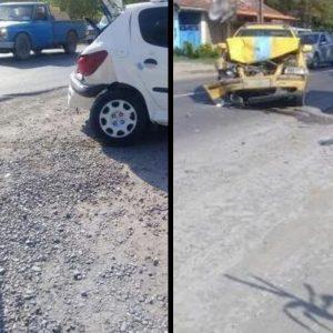 خمام - ۴ سانحه رانندگی ۶ مصدوم برجای گذاشت