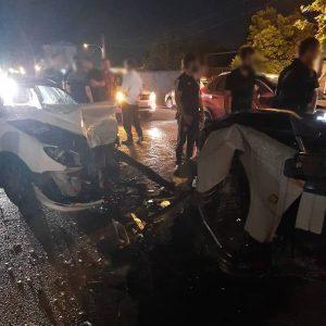 خمام - دو حادثه رانندگی ۳ مصدوم برجای گذاشت