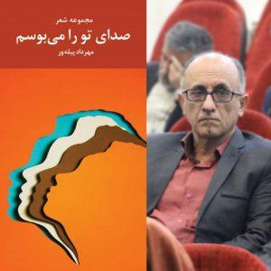 خمام - پنجمین مجموعه شعر مهرداد پیلهور منتشر شد
