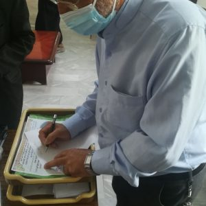 خمام - یکیدیگر از داوطلبین شورا انصراف داد