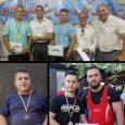 کسب ۱ مدال نقره و ۴ برنز در رقابتهای پرسسینه و ددلیفت قهرمانی استان