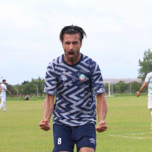 خمام - اولین پیروزی اکباتان در رقابتهای لیگ برابر با تیم صدر جدولی رقم خورد