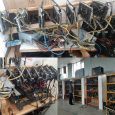 کشف و ضبط تجهیزات استخراج ارز دیجیتال