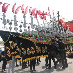 خمام - تجمع عاشورایی در بالامحله چوکام برگزار شد