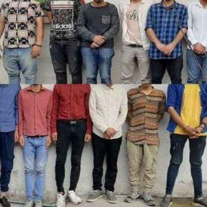 خمام - ۱۵ نفر از اعضای یک شرکت هرمی در خمام دستگیر شدند
