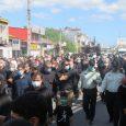پیادهروی جاماندگان اربعین حسینی در خمام