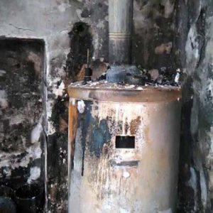 خمام - شستشو با بنزین به مرگ یک نوجوان انجامید