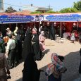 نمایشگاه اقتصاد مقاومتی در چوکام افتتاح شد