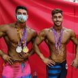 فرنود و پورحسین در رقابتهای پرورشاندام به ۴ مدال رنگارنگ دست یافتند