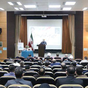 خمام - جلسه شورای اداری شهرستان خمام برگزار شد
