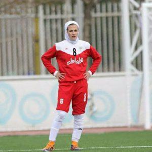 خمام - زهرا معصومی در مرحله مقدماتی قهرمانی آسیا حضور مییابد