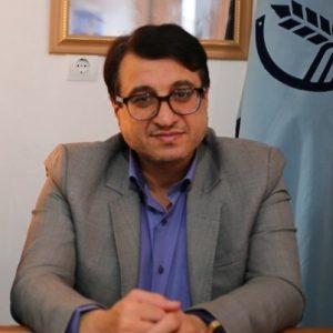خمام - احمد لسانی سرپرست مدیریت شبکه بهداشت و درمان شهرستان خمام شد