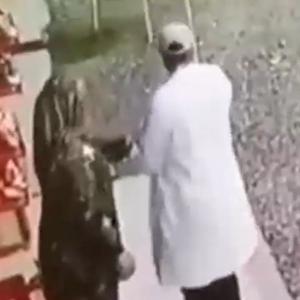 خمام - یکیاز سارقان تحت پوشش کادر درمان در دافچاه دستگیر شد