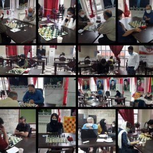 خمام - فعالیت لیگهای شطرنج گیلان از سر گرفته شد