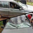 ۲ مصدوم در جریان برخورد خودرو با عابرپیاده