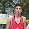 فرحان اقبالی، تنها نماینده خمام در والیبال ساحلی کشور
